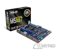 ASUS AMD AM3+ M5A97 AMD970 DDR3-2133Mhz S+E